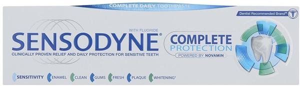 Sensodyne Complete Protection Zahnpasta (75ml)