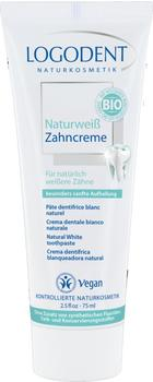 Logona Logodent Naturweiß Zahncreme (75ml)
