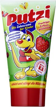 Putzi Kinderzahncreme Erdbeere