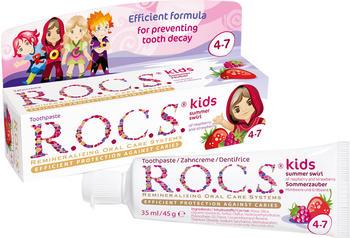 R.O.C.S. Kids Sommerzauber Himbeere und Erdbeere (4-7 Jahre)