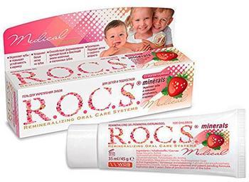 R.O.C.S. Kids Zitone + Orange + Vanille (4-7 Jahre)