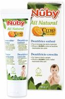 Nuby All Natural Lernzahncreme (45g)