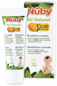 nuby-all-natural-lernzahncreme-45g