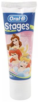 Oral-B Pro-Expert Stages Zahnpasta Cars/Princess (75ml)