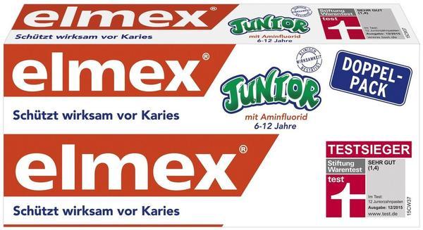 Elmex Junior Zahnpasta (2 x 75ml)