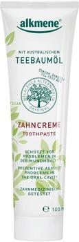 Alkmene Teebaumöl Zahncreme (100ml)