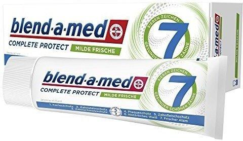 blend-a-med Complete Protect 7 Milde Frische Zahnpasta (75ml)