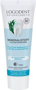 Logona Logodent Mineralstoff Calcium Zahncreme (75ml)