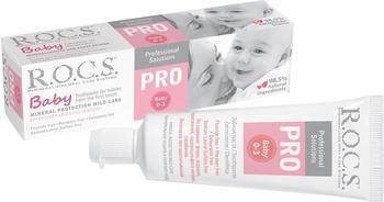R.O.C.S. Pro Baby Zahncreme (45g)