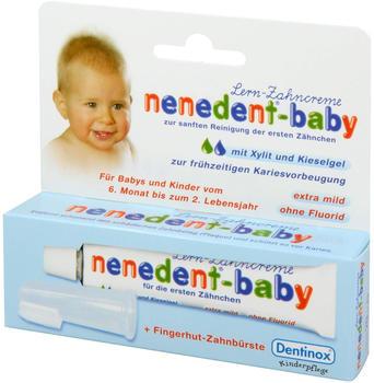 Dentinox Nenedent Baby Erste Zähnchen Set (20ml)