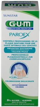 GUM Paroex 0,06% Chlorhexidine Mundspülung (500 ml)