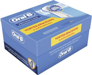 Oral-B Precision Clean Ersatzbürsten (12 Stk.)