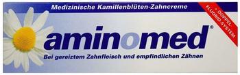Aminomed Medizinische Kamillenblüten-Zahncreme 75 ml