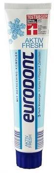 Eurodont Aktiv Fresh 3-fach Vorsorge 125 ml