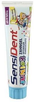 Sensident Junior Zahngel Apfel-Minz-Geschmack 100 ml