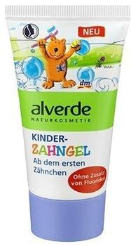 Alverde Kinder Zahngel 50 ml