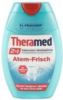 Theramed 2 in 1 Zahncreme + Mundspülung Atem-Frisch (75 ml)