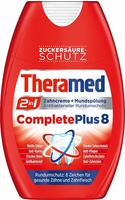 Theramed 2in1 Zahncreme + Mundspülung Complete Plus 8 (75ml)