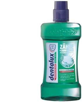 Dentalux Mundspülung Fresh Mint Zähne+Zahnfleisch Intensivschutz 500 ml