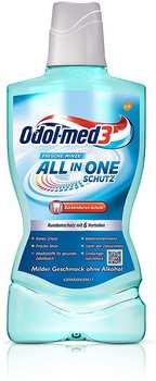Odol-med3 All In One Schutz Frische Minze 500 ml