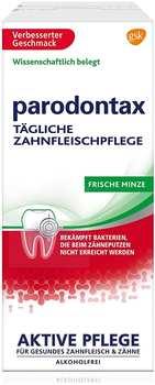 Parodontax Tägliche Zahnfleischpflege Mundspülung Frische Minze 300ml