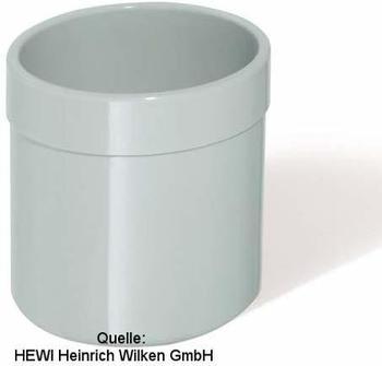 Hewi Serie 477 Becher lichtgrau (477.04.020 97)
