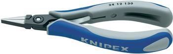 Knipex Präzisions-Elektronik-Greifzange 130 mm (34 12 130)