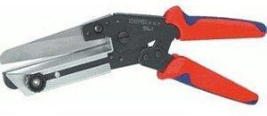 Knipex Schere für Kunststoffe 275 mm (95 02 21)