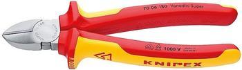 Knipex VDE Seitenschneide-Werkzeug 180 mm (7006180)
