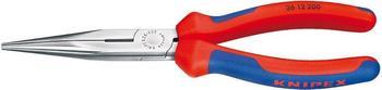Knipex Storchschnabelzange mit Schneide 200 mm (26 12 200)