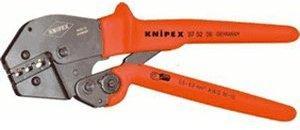 Knipex Crimpzange auch für Zweihandbedienung 250 mm (97 52 23)