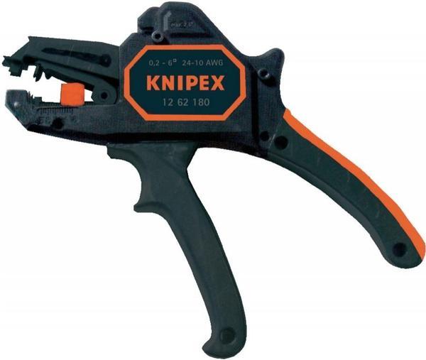 Knipex Automatische Abisolierzange 180 mm (12 62 180)