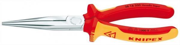 Knipex VDE Storchschnabelzange 200 mm (26 16 200)