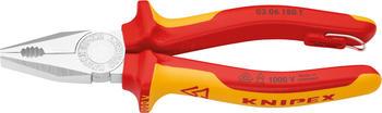 Knipex VDE-Kombizange 180 mm (03 06 180)