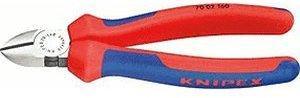 Knipex Seitenschneider poliert (70 02 125)