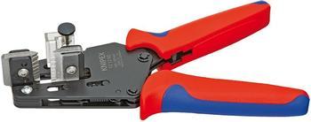 Knipex Präzisions-Abisolierzangen mit Formmessern 195 mm (12 12 02)