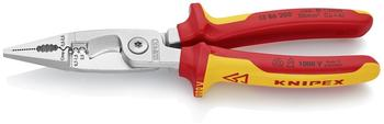 Knipex VDE-Elektro-Installationszange 160 mm (13 86 200)