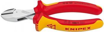 Knipex X-Cut Kompakt-Seitenschneider VDE 160 mm (73 06 160)