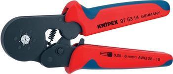 Knipex Selbsteinstellende für Aderendhülsen 180 mm (97 53 14)