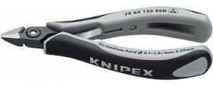 Knipex Präzisions-Elektronik-Seitenschneider ESD (79 62 125 ESD)
