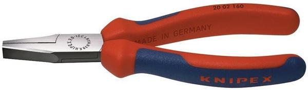 Knipex Flachzange 160 mm (20 02 160)