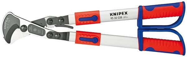 Knipex Kabelschere mit Teleskopschenkeln 570 mm (95 32 038)