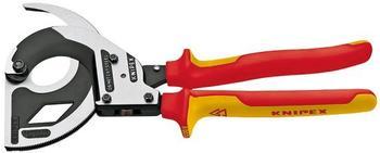Knipex Ratschen-Kabelschere 320 mm (9536320)