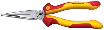 Wiha Flachrund-Zange VDE 160 mm (26720)