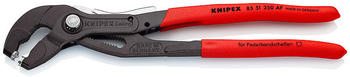 Knipex Federbandschellenzange 250 mm (85 51 250 AF)