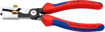 Knipex StriX schwarz atramentiert 180mm (13 62 180)