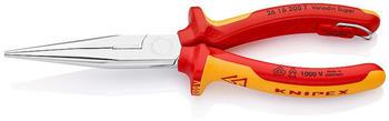 Knipex VDE mit Schneide 200mm (26 16 200 T)