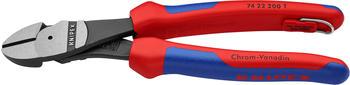 Knipex Kraft-Seitenschneider 200mm (74 22 200 T)