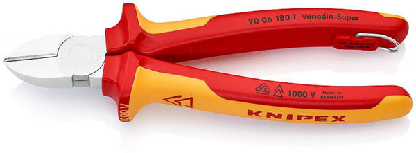 Knipex VDE 180mm (70 06 180 T)
