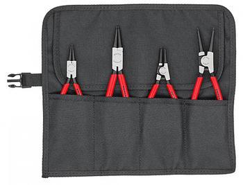 Knipex Sicherungsringzangen-Set 4-teilig (00 19 56 V01)
